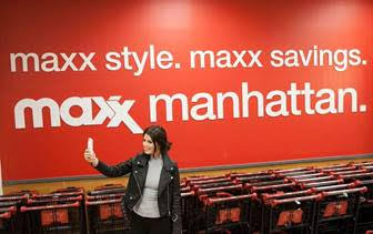 "unnamed 18 Katherine Schwarzenegger Joins T.J.Maxx in NYC During Her Second Stop on the ""Road to Real Nationwide Tour! #RoadToReal"