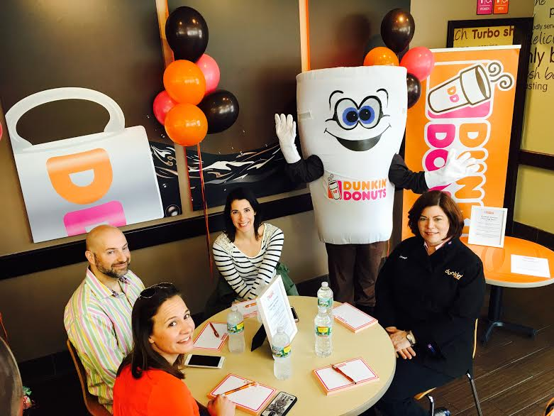 unnamed 47 Dunkin' Donuts Coffee Expert Janet Rock! Ice Coffee is BACK!