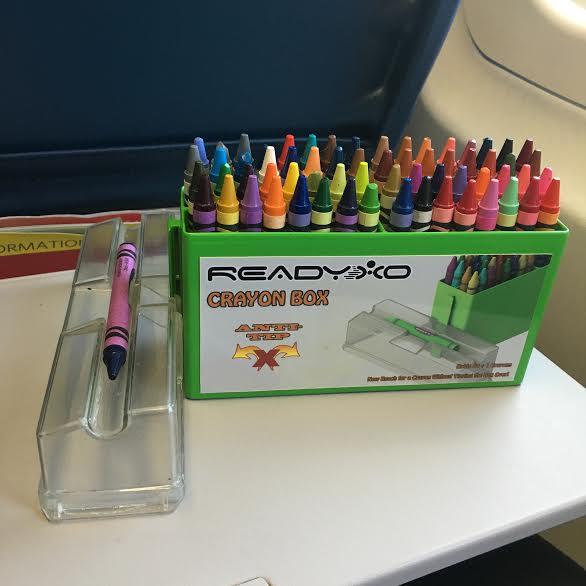 unnamed 49 Ready XO Crayon Box   Fun that Stands up to the Kids!