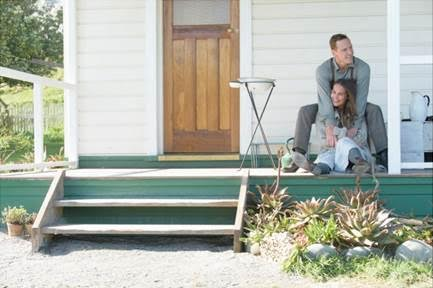 unnamed 62 DreamWorks Pictures THE LIGHT BETWEEN OCEANS trailer!! #LightBetweenOceans