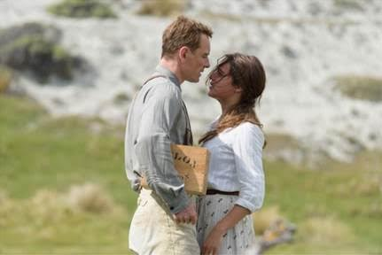 unnamed 81 DreamWorks Pictures THE LIGHT BETWEEN OCEANS trailer!! #LightBetweenOceans