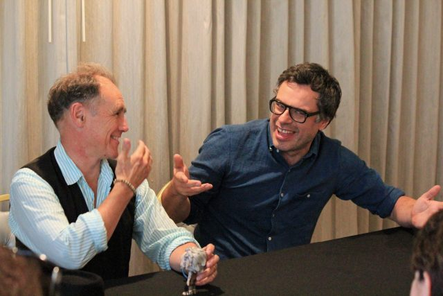 "IMG 4774 640x427 My Interview with Academy Award Winner Mark Rylance (""The BFG"") & Jemaine Clement (""Fleshlumpeater"") #TheBFGEvent"