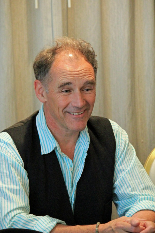 "Mark Rylance The BFG Interview My Interview with Academy Award Winner Mark Rylance (""The BFG"") & Jemaine Clement (""Fleshlumpeater"") #TheBFGEvent"