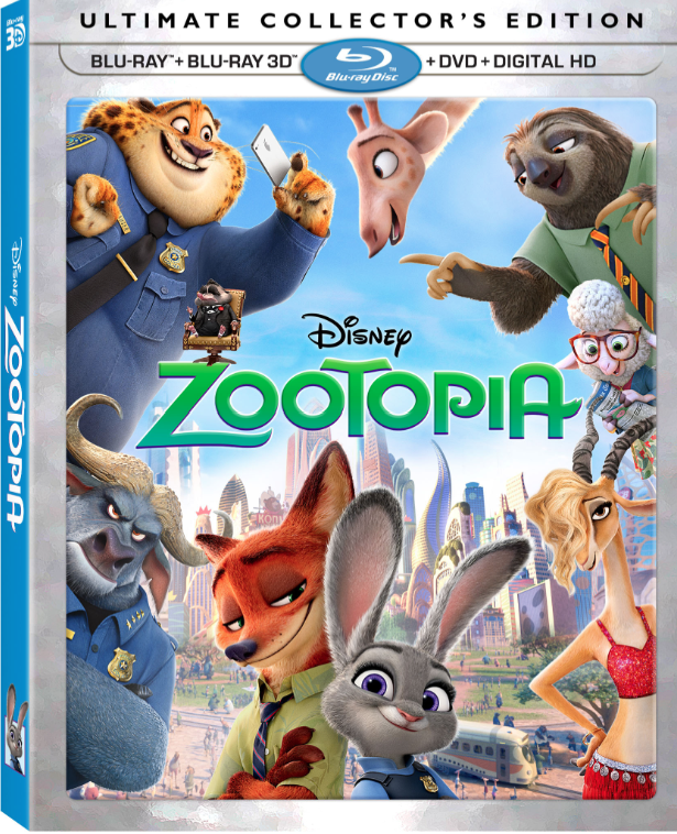 Screen Shot 2016 06 07 at 2.22.20 PM ZOOTOPIA now available on DVD!!!