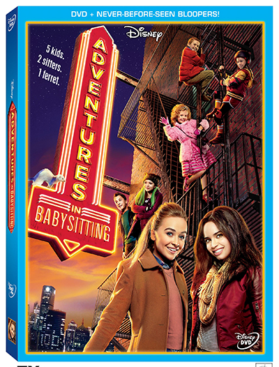 unnamed 15 Adventures In Babysitting Available on DVD today!