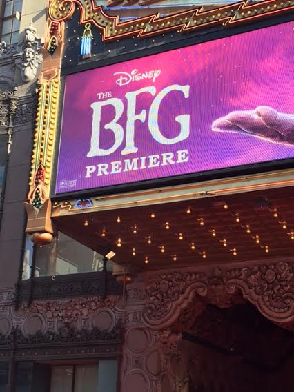 unnamed 171 The BFG World Premiere Red Carpet Experience! #TheBFGEvent