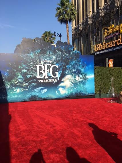 unnamed 23 The BFG World Premiere Red Carpet Experience! #TheBFGEvent