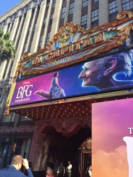 unnamed 25 The BFG World Premiere Red Carpet Experience! #TheBFGEvent
