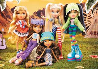 unnamed 41 Bratz 2016 Spring/Summer Collection!