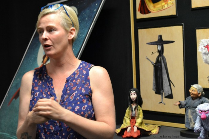 Georgina Hayns  700x466 Making The Puppets of Kubo and the Two Strings #KuboMovie