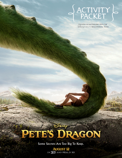 Pete's Dragon Activity Pack