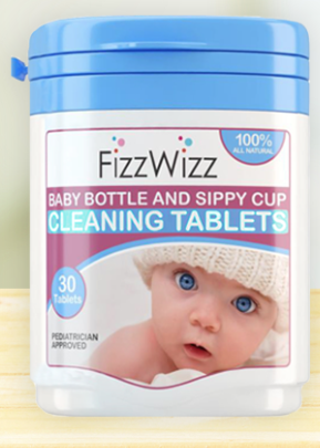 Screen Shot 2016 07 12 at 2.13.20 PM Enter FizzWizz An Essential Baby Product that packs an enormous cleaning punch!