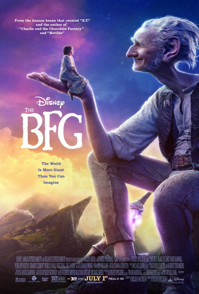 The BFG Press EVent