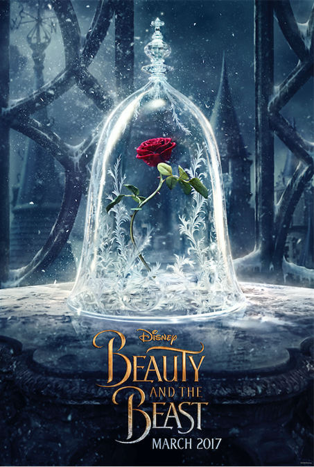 unnamed 1 BEAUTY AND THE BEAST  FIRST OFFICIAL POSTER! #BeautyAndTheBeast #BeOurGuest
