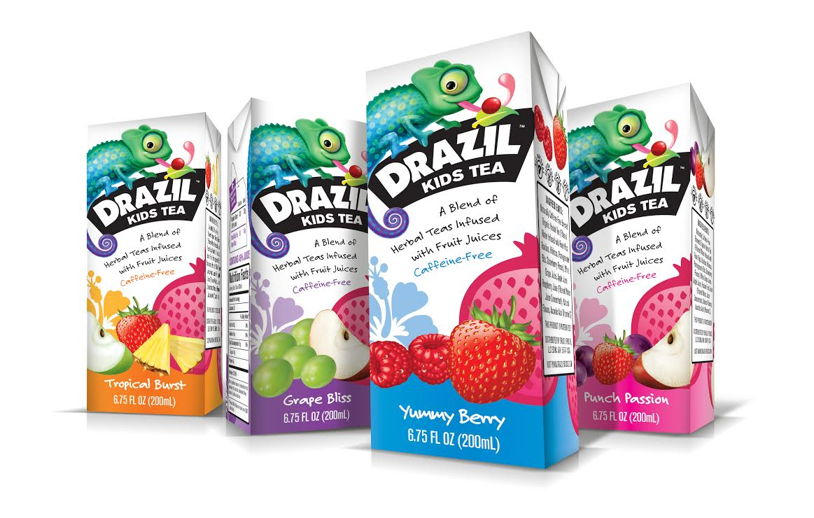 unnamed 103 Drazil – a line of yummy, naturally caffeine free herbal tea and real juice blends for KIDS!