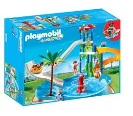 unnamed 7 PLAYMOBIL Water Park with Slides Playset Review and Giveaway!