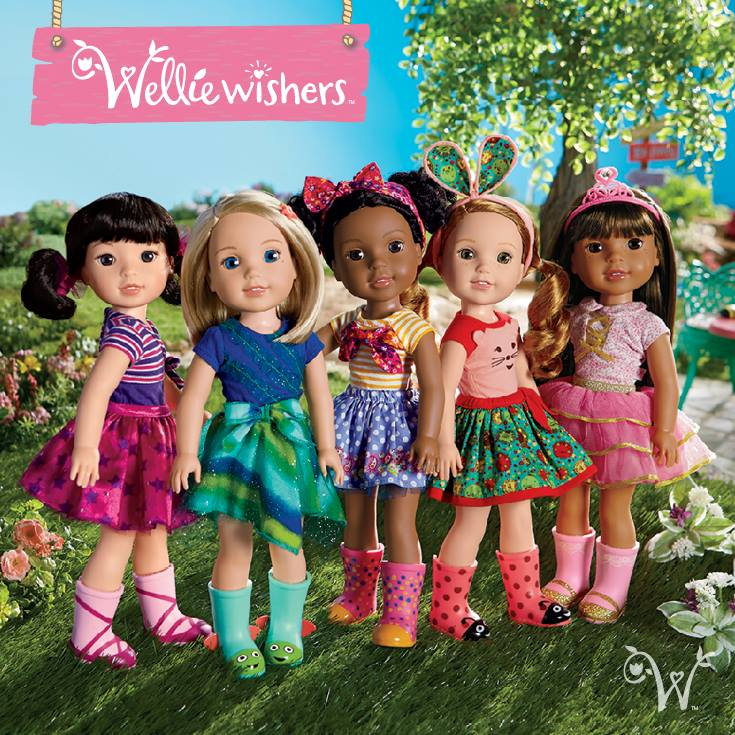 welliewishers WellieWishers  An American Girl Lifestyle Brand Review + Giveaway