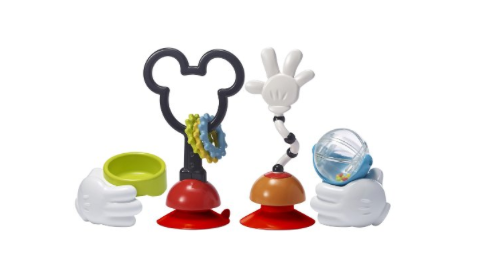 Screen Shot 2016 08 22 at 1.02.34 PM Mickey Mouse Helping Hands Feeding & Activity Tray!