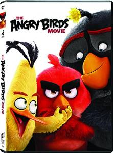 The Angry Birds Movie Now Available on DVD!