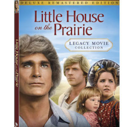 Little House on the Prairie and a Little House on the Prairie Legacy Movie Giveaway