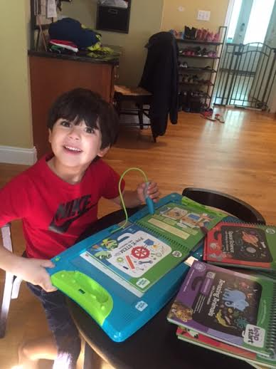 unnamed 81 LeapFrog Leapstart Learning System Review + Giveaway!