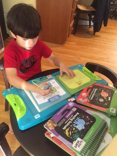 unnamed 91 LeapFrog Leapstart Learning System Review + Giveaway!