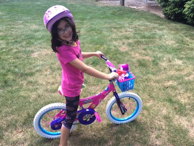 unnamed 33 The 16 inch Dynacraft Shopkins Bike is out of this world! Shopkins Bike Review + Giveaway!