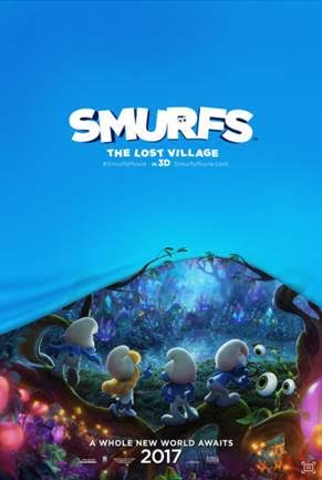 unnamed 56 The SMURFS: THE LOST VILLAGE Teaser Trailer!