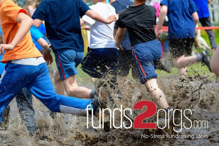 unnamed7 700x466 Mud Run Fundraisers Are a Whole New Way to Raise Money and a $50 Amazon Gift Card Giveaway!