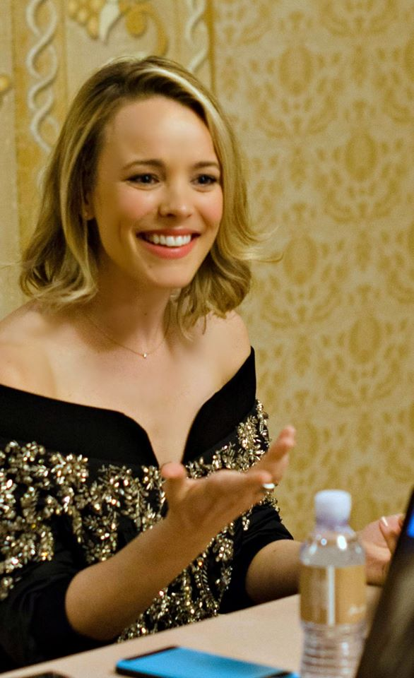 "14606282 10109066977331564 3339305553557221969 n My Rachel McAdams (""Christine Palmer"") Interview! #DoctorStrangeEvent"