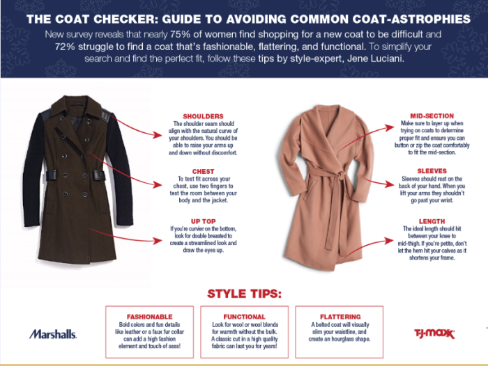 unnamed3 700x526 T.J.Maxx & Marshalls Help You Get the Perfect Coat and a $25 Marshalls Gift Card Giveaway!