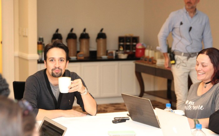 14195359 10109238124326614 7806553551952508282 o My Interview with Lin Manuel Miranda! #MoanaEvent