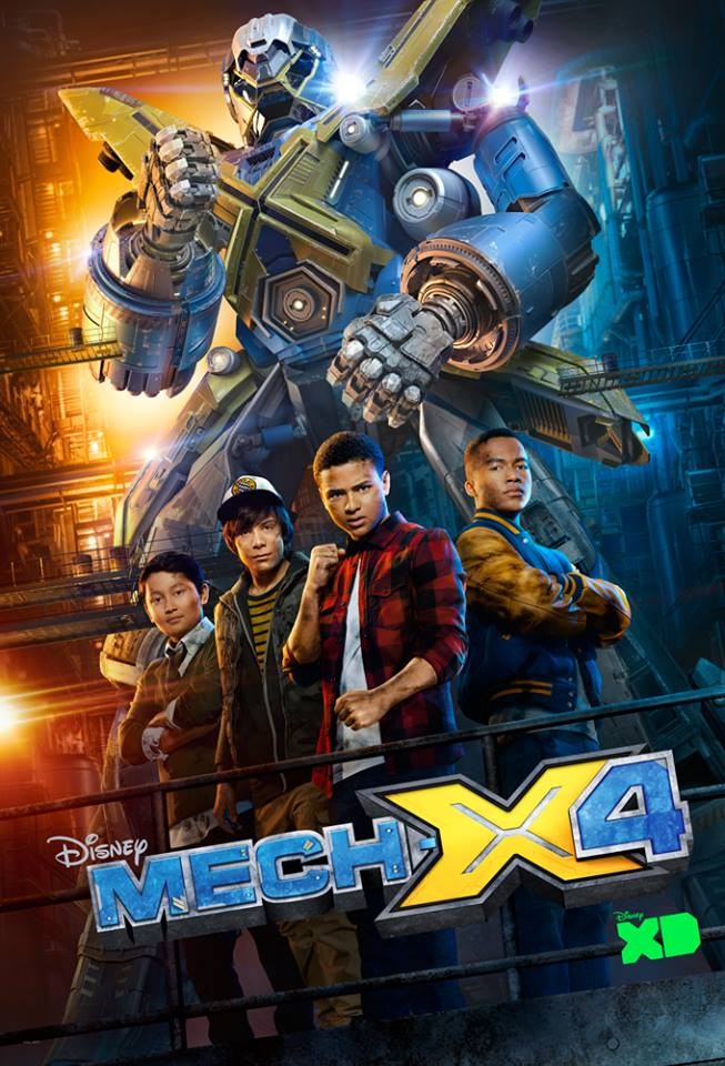 14463124 10102931011945453 7255450350112703410 n 1 MECH X4 is one TELEVISION show you do not want to miss! #MECHX4Event