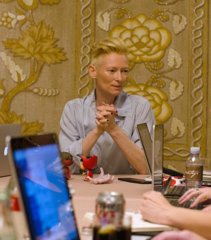 """14708102 10109066953384554 481872696059478647 n 700x794 My Interview with Tilda Swinton (""""The Ancient One"""")! #DoctorStrangeEvent"""