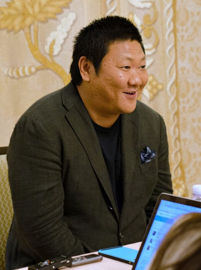 """14721470 10109066943619124 294730540349717910 n 700x939 My Interview with Benedict Wong (""""Wong"""")! #DoctorStrangeEvent"""