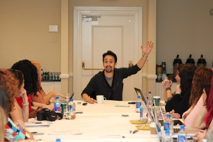 15042099 10109238126182894 3220696131457186035 o My Interview with Lin Manuel Miranda! #MoanaEvent