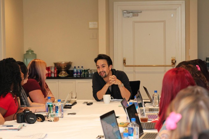 15123270 10109238125723814 3455119823212383770 o My Interview with Lin Manuel Miranda! #MoanaEvent