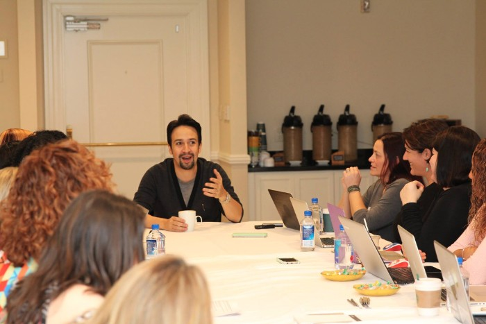 15123482 10109238126202854 6902350601639741805 o My Interview with Lin Manuel Miranda! #MoanaEvent