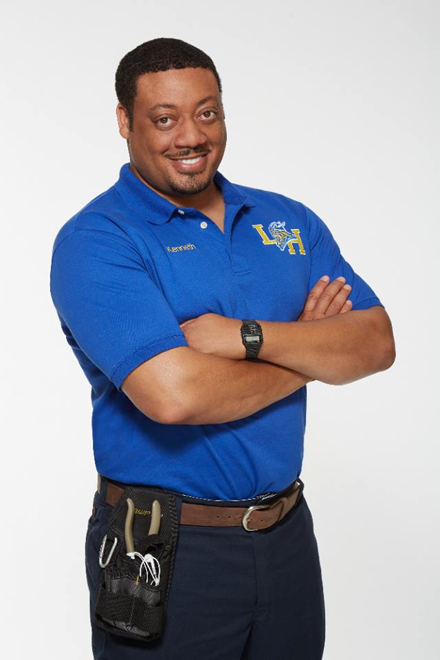 Cedric Yarbrough as Kenneth. (ABC/Kevin Foley)