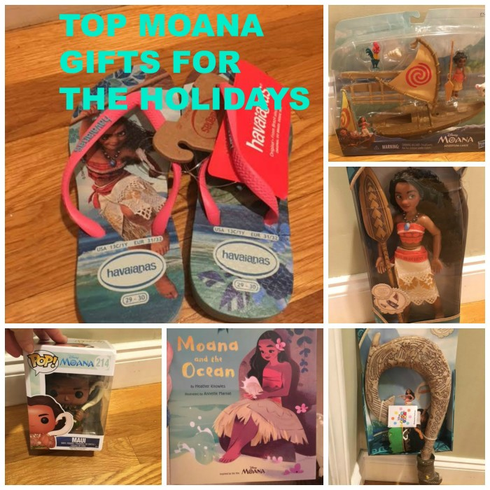 Top Moana gifts