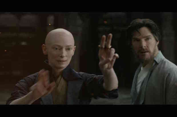 Tilda Swinton The Ancient One Why You MUST see Doctor Strange in the Theatres! Here are your 5 Reasons! #DoctorStrangeEvent
