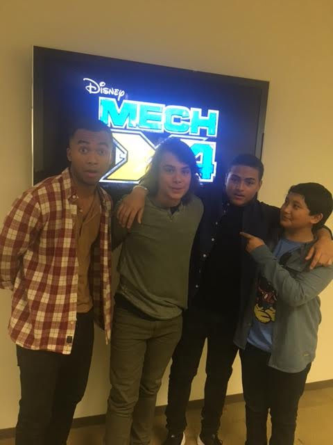unnamed 1 MECH X4 is one TELEVISION show you do not want to miss! #MECHX4Event