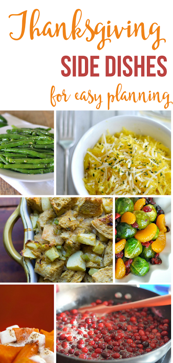unnamed 15 25 EASY THANKSGIVING SIDE DISH RECIPES!!