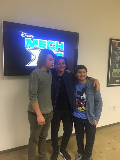 unnamed 42 MECH X4 is one TELEVISION show you do not want to miss! #MECHX4Event