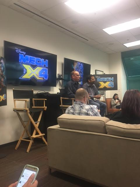 unnamed 52 MECH X4 is one TELEVISION show you do not want to miss! #MECHX4Event