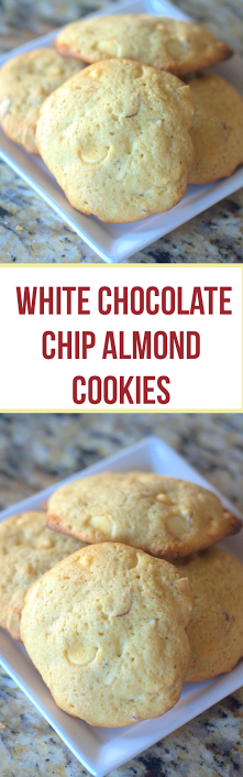 unnamed3 Why You Must Try This White Chocolate Chip Almond Cookie!