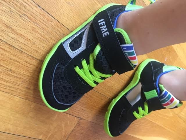unnamed 25 IFME Childrens Footwear Review + A  Kids Shoe Giveaway!