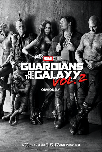 unnamed GUARDIANS OF THE GALAXY VOL. 2   Teaser Trailer Now Available! #GotGVol2