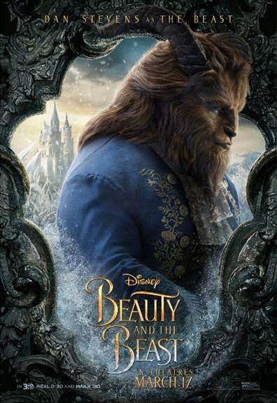 unnamed 36 BEAUTY AND THE BEAST   Character Posters Now Available!!!