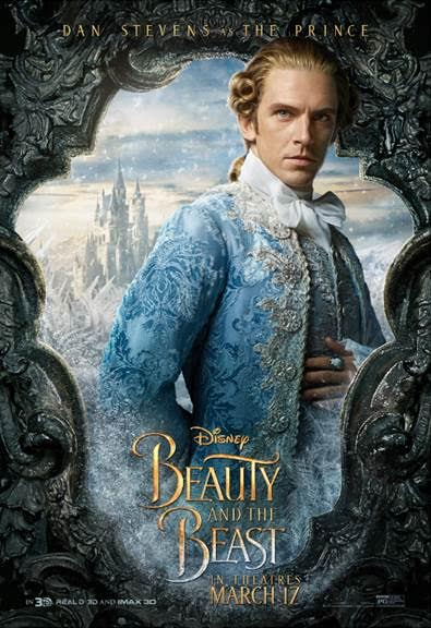 unnamed 55 BEAUTY AND THE BEAST   Character Posters Now Available!!!